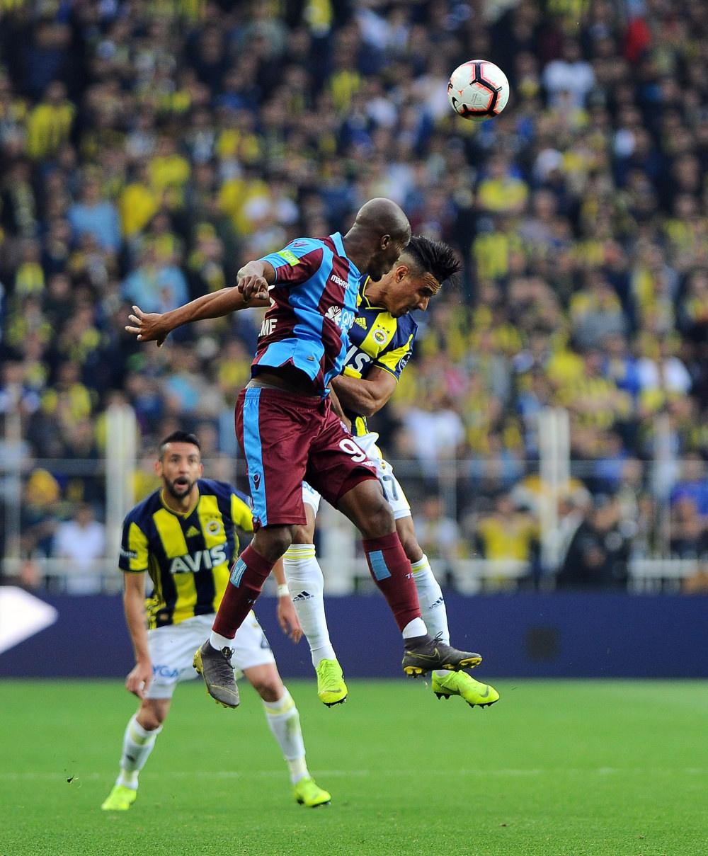 Fenerbahçe – Trabzonspor maçından kareler - Sayfa 2
