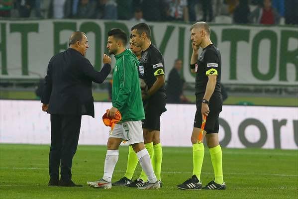 Konya'da maç sonu gergin anlar! Fatih Terim'den hakeme büyük tepki - Sayfa 2