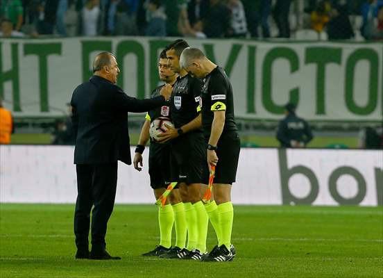 Konya'da maç sonu gergin anlar! Fatih Terim'den hakeme büyük tepki - Sayfa 3