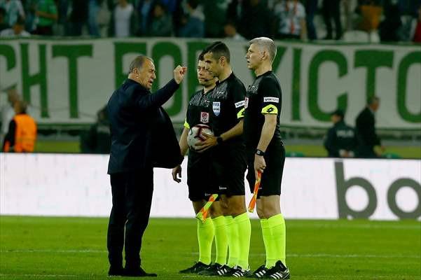 Konya'da maç sonu gergin anlar! Fatih Terim'den hakeme büyük tepki - Sayfa 4