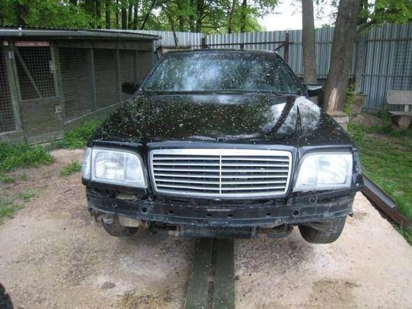 Mercedes'in bile aklına gelmedi! - Sayfa 1