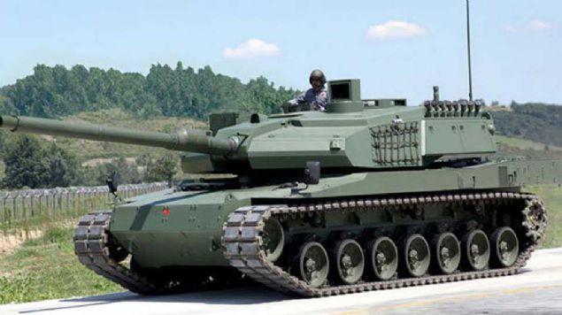 Altay tankı ASELSAN tarihine geçti - Sayfa 1