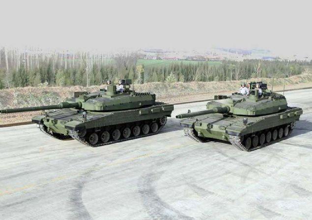 Altay tankı ASELSAN tarihine geçti - Sayfa 2