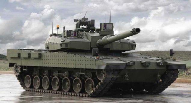 Altay tankı ASELSAN tarihine geçti - Sayfa 3