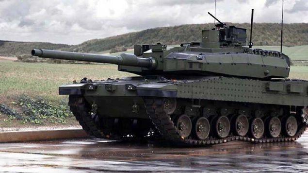 Altay tankı ASELSAN tarihine geçti - Sayfa 4