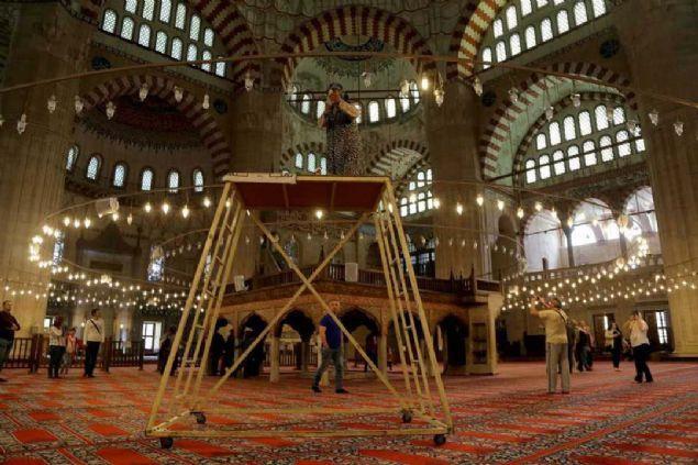 Selimiye Camisi Ramazan-ı Şerif'e hazırlanıyor - Sayfa 3