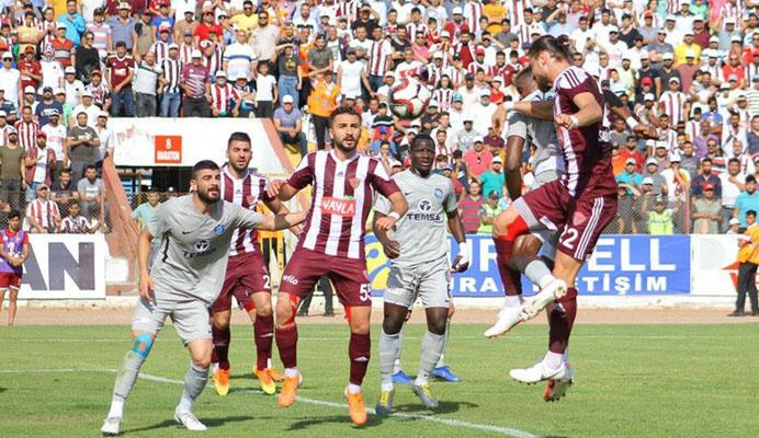 Tarihi maçta Süper Lig yolunda ilk finalist belli oldu