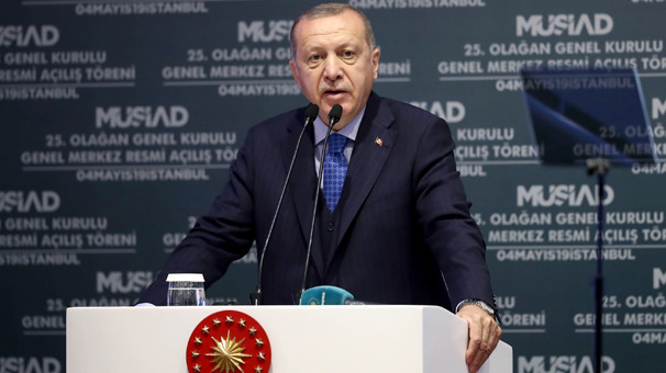 Cumhurbaşkanı Erdoğan'dan İstanbul açıklaması: Oyun var yolsuzluk var