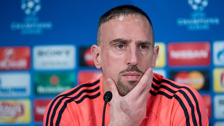 Ribery Galatasaray'a mı dönüyor? - Sayfa 4