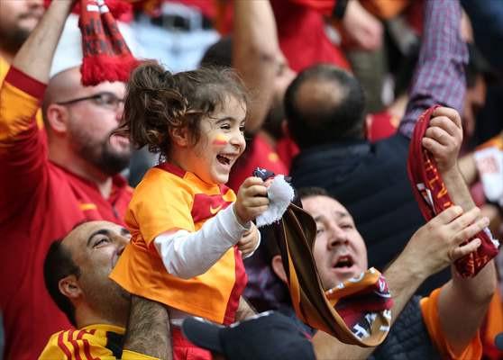 Galatasaray - Beşiktaş maçından kareler - Sayfa 2