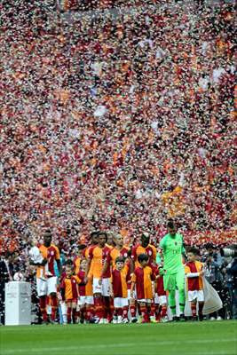 Galatasaray - Beşiktaş maçından kareler - Sayfa 3