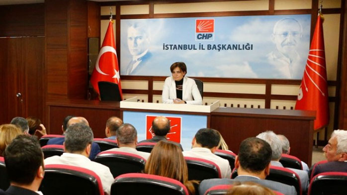 Canan Kaftancıoğlu'ndan CHP'lilere sağduyu çağrısı