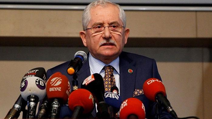 YSK Başkanı Güven: Yargı süreci sona erdi