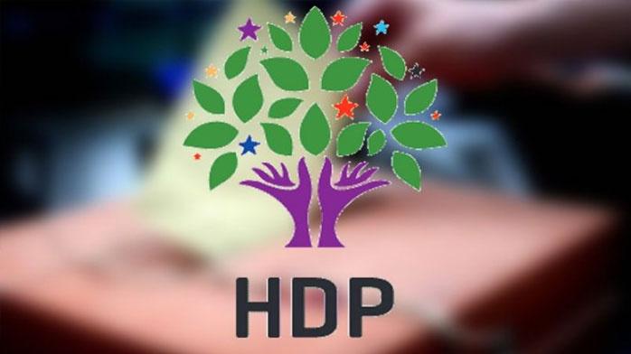 HDP'den YSK'nın İstanbul kararına ilk tepki
