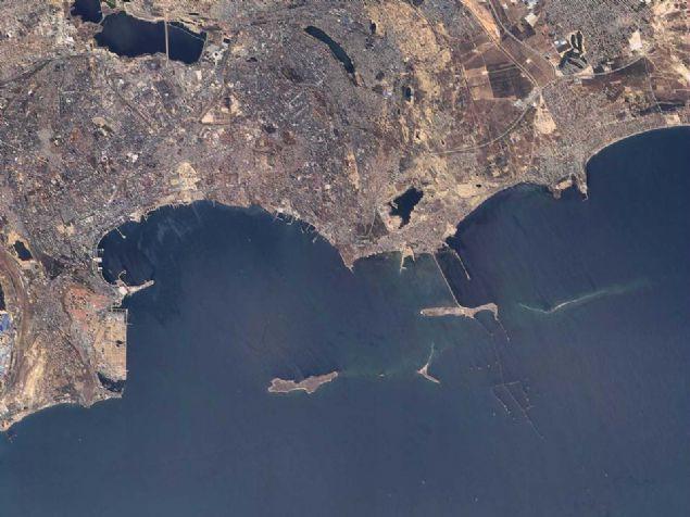 Yerli uydumuz kardeş ülkeyi uzaydan görüntüledi - Sayfa 1