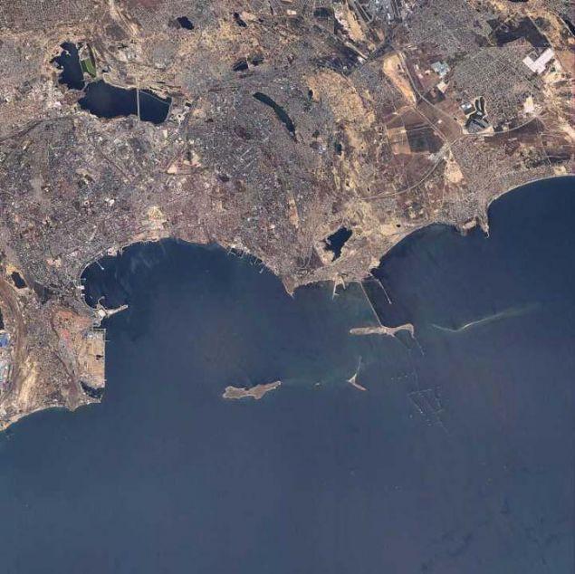 Yerli uydumuz kardeş ülkeyi uzaydan görüntüledi - Sayfa 2