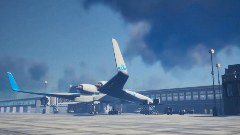 Yolcularını kanatta taşıyacak uçak: Flying-V - Sayfa 3