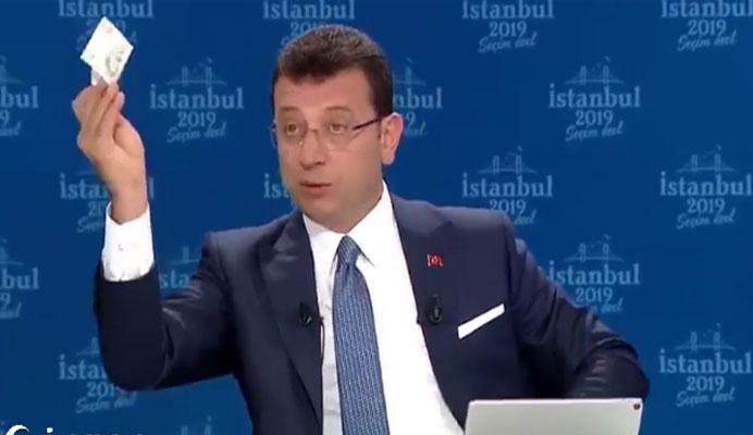 İmamoğlu, Yıldırım'ın 'oylar çalındı' iddiasına böyle yanıt verdi