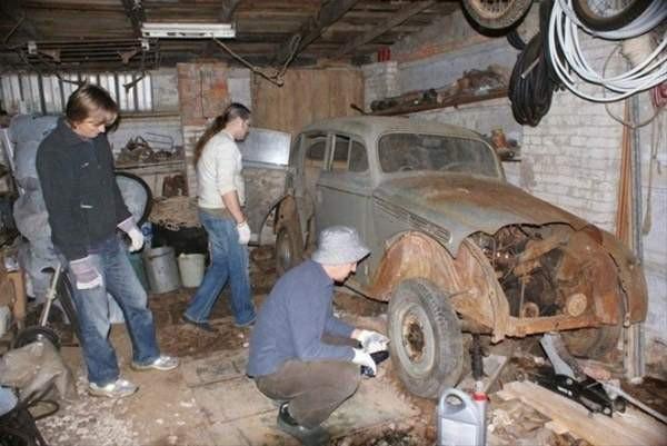 45 yıl sonra garajdan çıktı! İnanılmaz değişim! - Sayfa 2