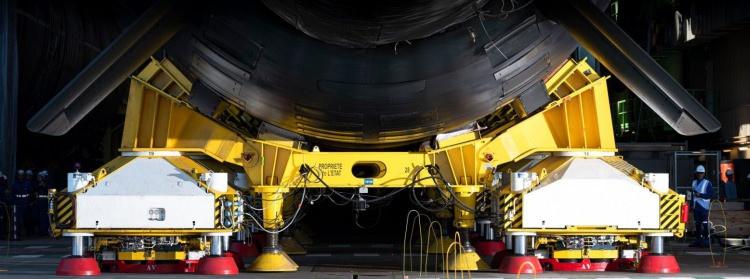5 bin ton ağırlığındaki yeni nükleer denizaltısının açılışı yapıldı - Sayfa 1