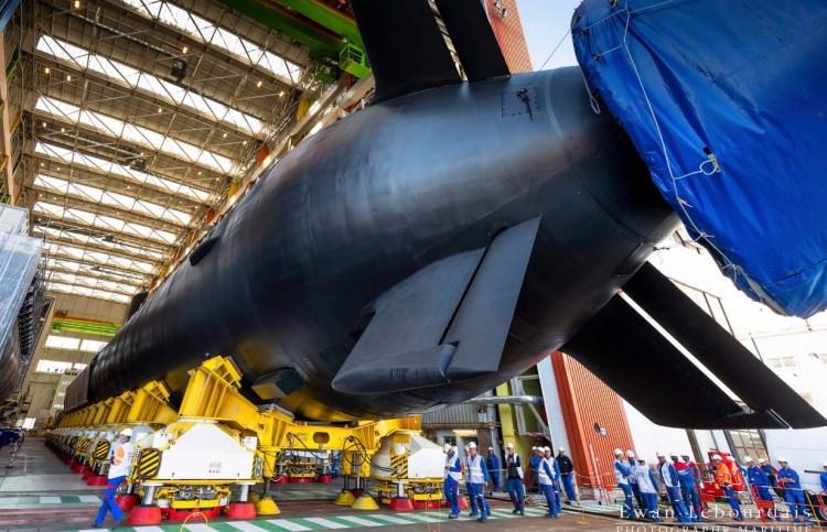 5 bin ton ağırlığındaki yeni nükleer denizaltısının açılışı yapıldı - Sayfa 2