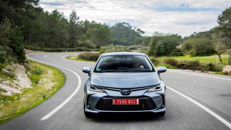 2019 Toyota Corolla Hybrid premium tasarımı ile büyük ilgi yakaladı - Sayfa 1