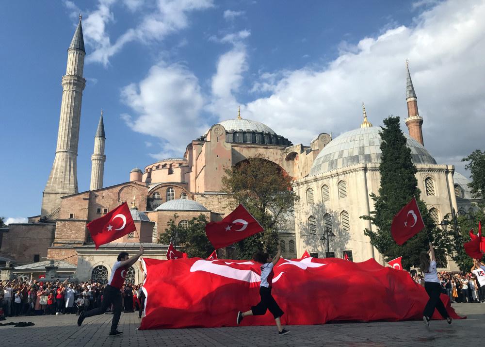 İstanbul ve Londra'da eşzamanlı 15 Temmuz anması - Sayfa 2