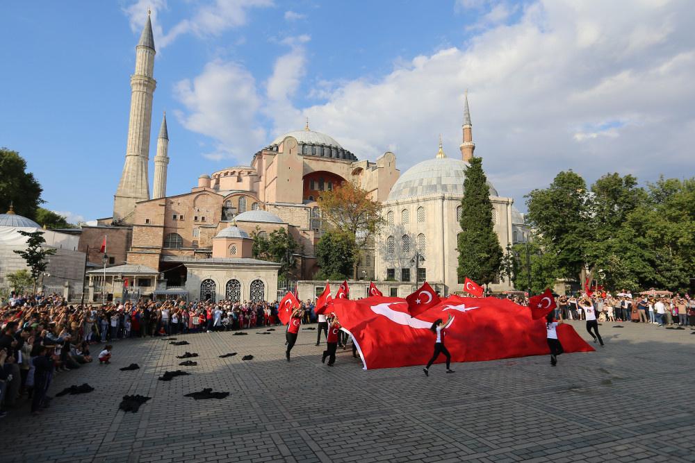 İstanbul ve Londra'da eşzamanlı 15 Temmuz anması - Sayfa 3