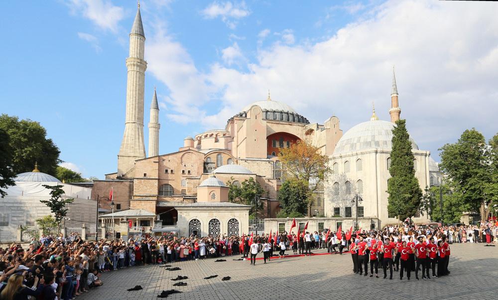 İstanbul ve Londra'da eşzamanlı 15 Temmuz anması - Sayfa 4