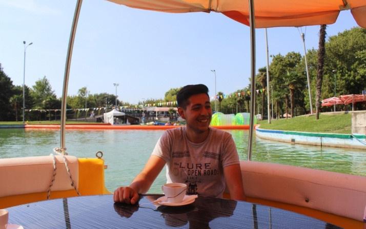 Bursa'da yüzen kafe yoğun ilgi görüyor ama fiyatı cep yakan cinsten! - Sayfa 2