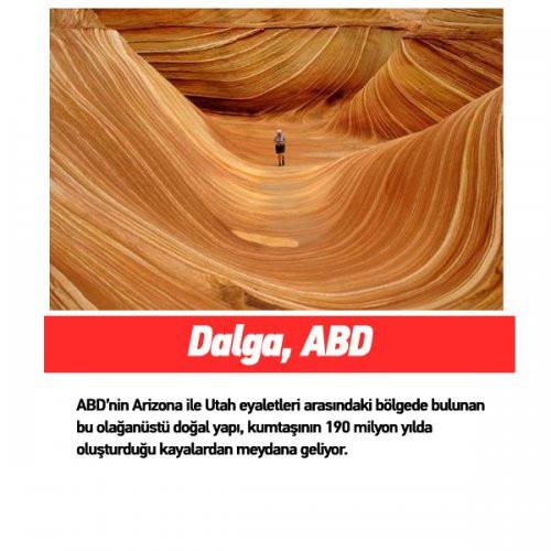 Dünyanın en ilginç doğa harikaları - Sayfa 2