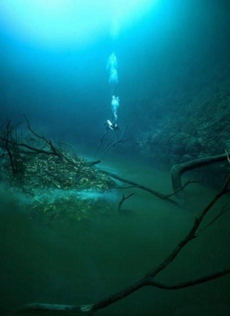 Denizin altındaki nehir - Sayfa 3