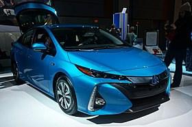 Toyota Prius Plug-in Hybrid yenilendi. - Sayfa 2