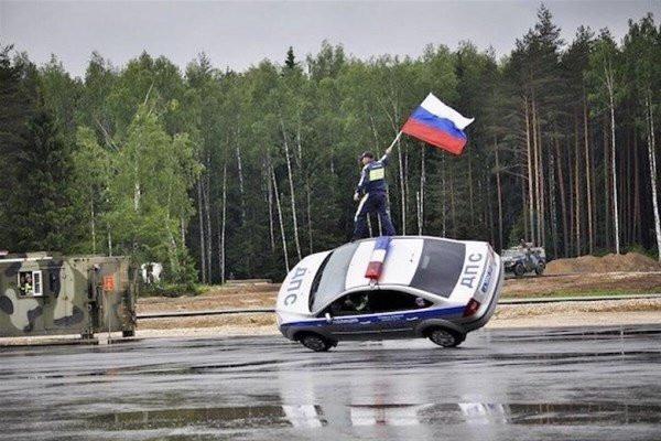 Sadece Rusya`da görebileceğiniz ilginç kareler - Sayfa 2