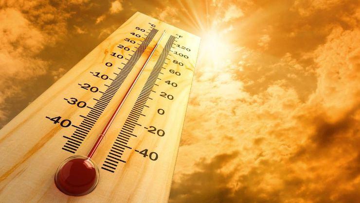 Avrupa sıcak hava dalgasının etkisinde - Sayfa 1