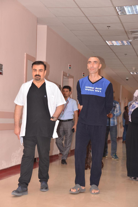 Doktorlar 20 gün ömür biçmişti Erzurum'da mucizevi olay - Sayfa 1