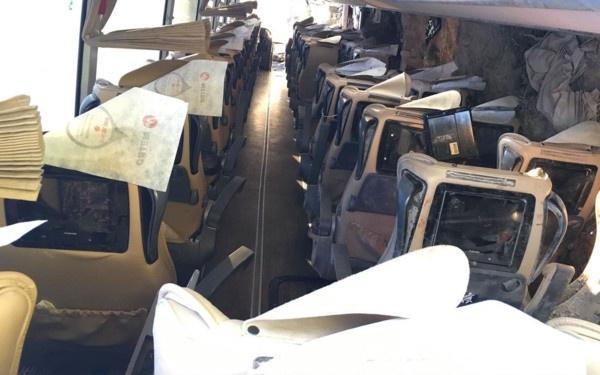 Eskişehir'de yolcu otobüsü devrildi! Çok sayıda yaralı var - Sayfa 3