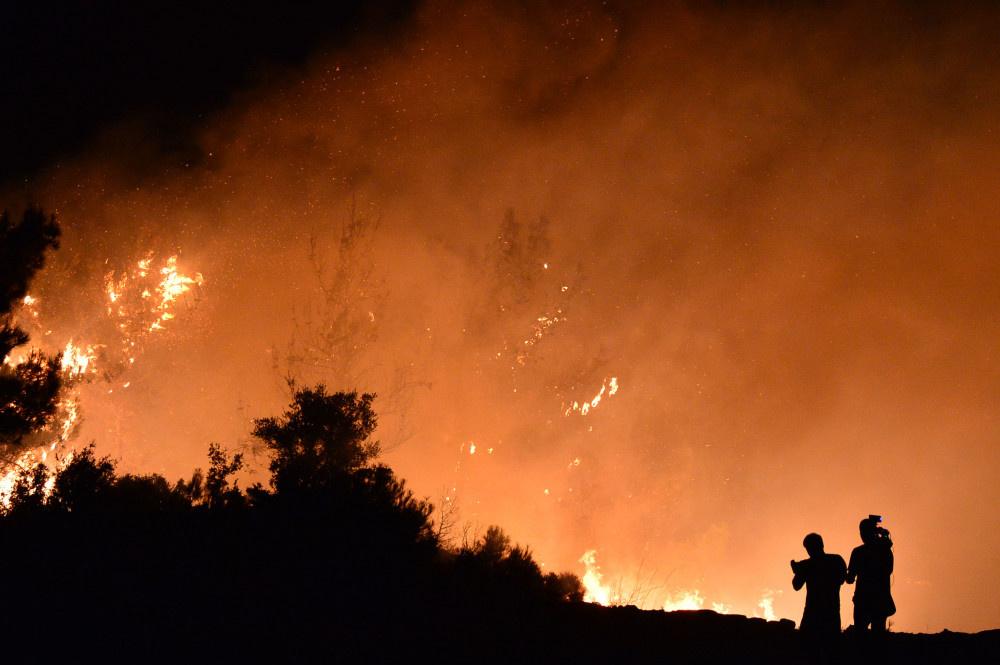 Tarihi Gelibolu Yarımadası'nda yangın - Sayfa 3