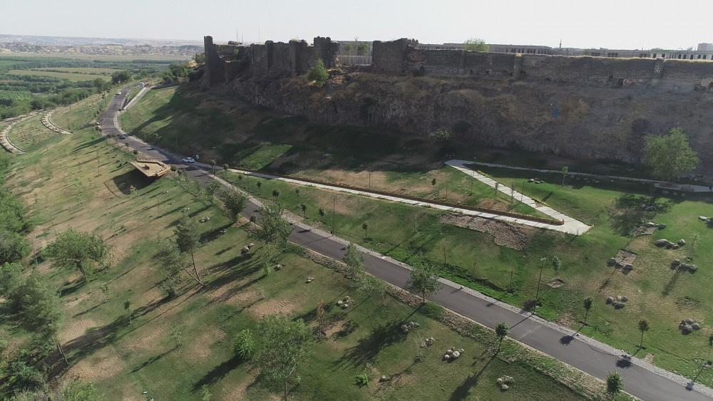 Diyarbakır ve Güneydoğu'nun ilk Millet Bahçesi havadan görüntülendi - Sayfa 4