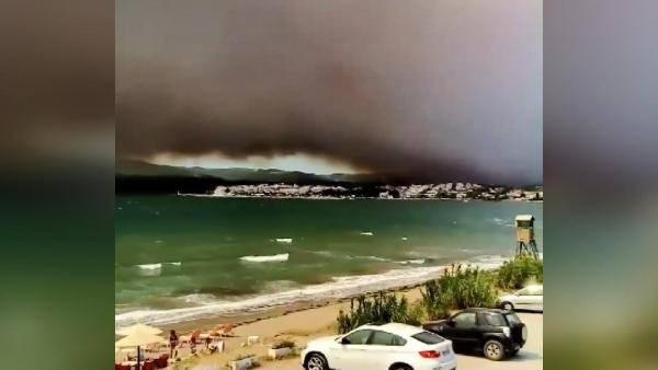 Yunanistan'da alevler yükseliyor, olağanüstü hal ilan edildi - Sayfa 3