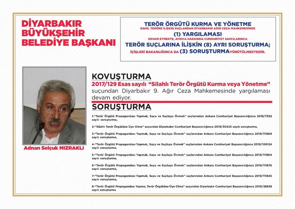 Diyarbakır, Mardin ve Van Büyükşehir Belediye Başkanları neden görevden alındı? - Sayfa 1