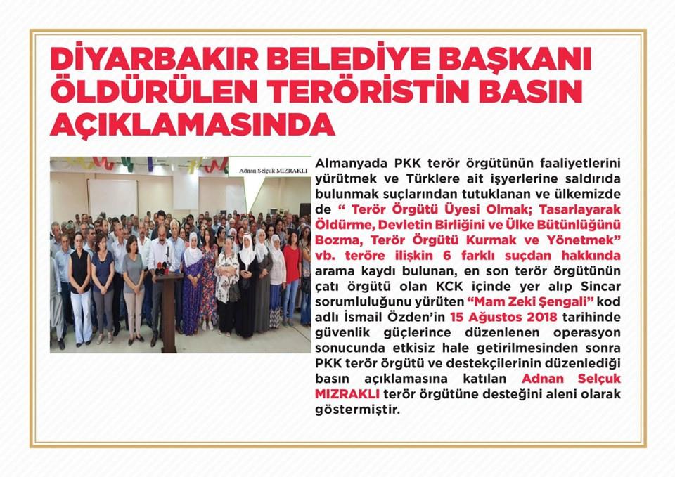Diyarbakır, Mardin ve Van Büyükşehir Belediye Başkanları neden görevden alındı? - Sayfa 2