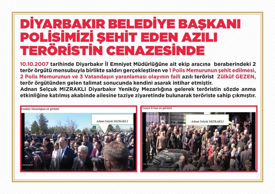 Diyarbakır, Mardin ve Van Büyükşehir Belediye Başkanları neden görevden alındı? - Sayfa 3