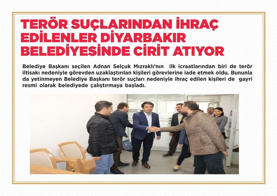 Diyarbakır, Mardin ve Van Büyükşehir Belediye Başkanları neden görevden alındı? - Sayfa 4
