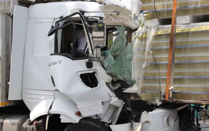 Eskişehir'de zincirleme trafik kazası - Sayfa 1
