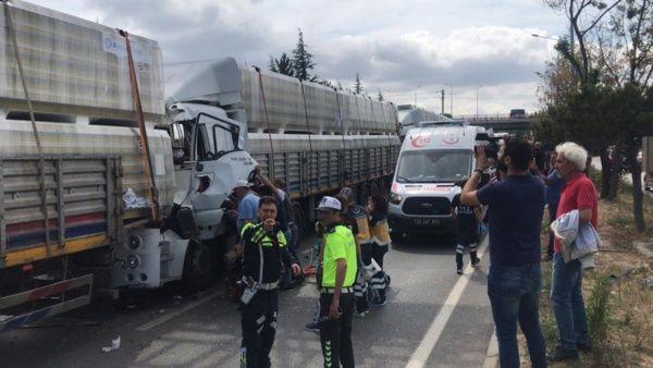 Eskişehir'de zincirleme trafik kazası - Sayfa 2