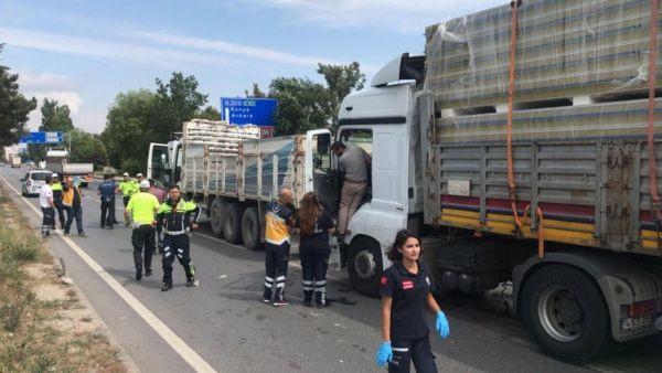 Eskişehir'de zincirleme trafik kazası - Sayfa 3
