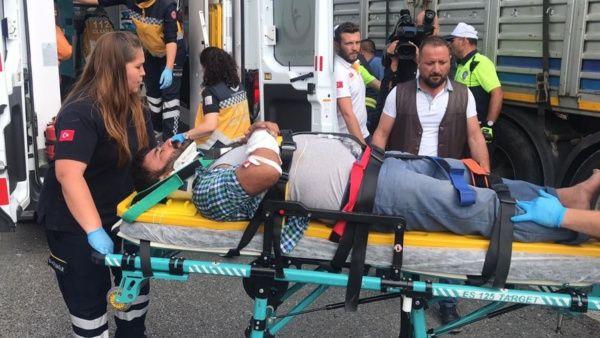 Eskişehir'de zincirleme trafik kazası - Sayfa 4