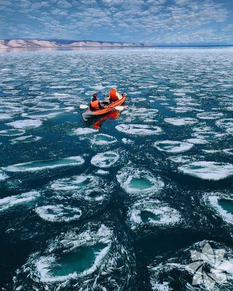 Dünyanın en derin gölünden kareler - Sayfa 4