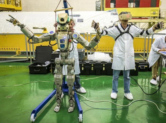 Rusya'dan bir ilk!.. Uluslararası Uzay İstasyonu'na gönderdi! - Sayfa 4